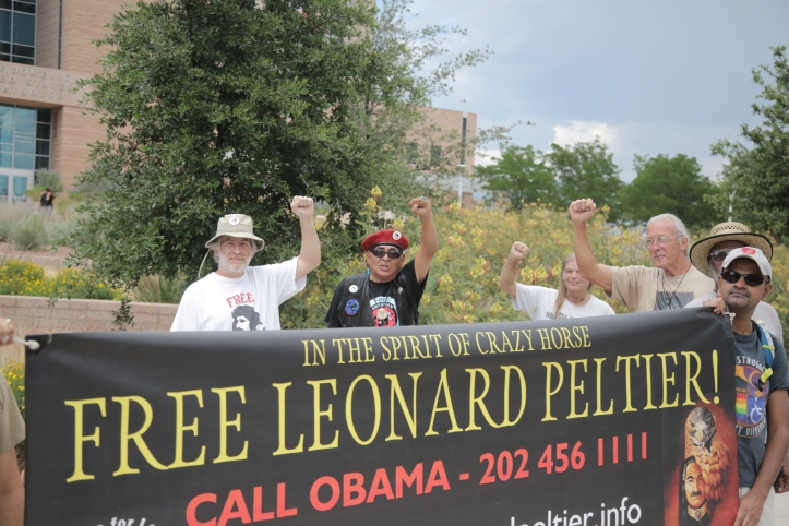 The international defense committee for Leonard Peltier is now based out of Albuquerque, NM, operating out of the Indigenous Rights Center, LLC.
