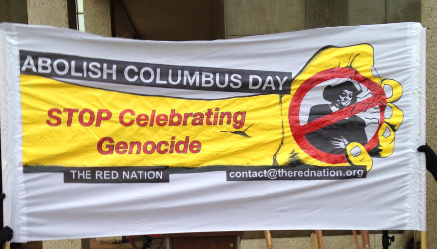 abolish columbus day A movement to abolish columbus day and replace it with indigenous peoples  day has gained momentum in some parts of the us, with los.